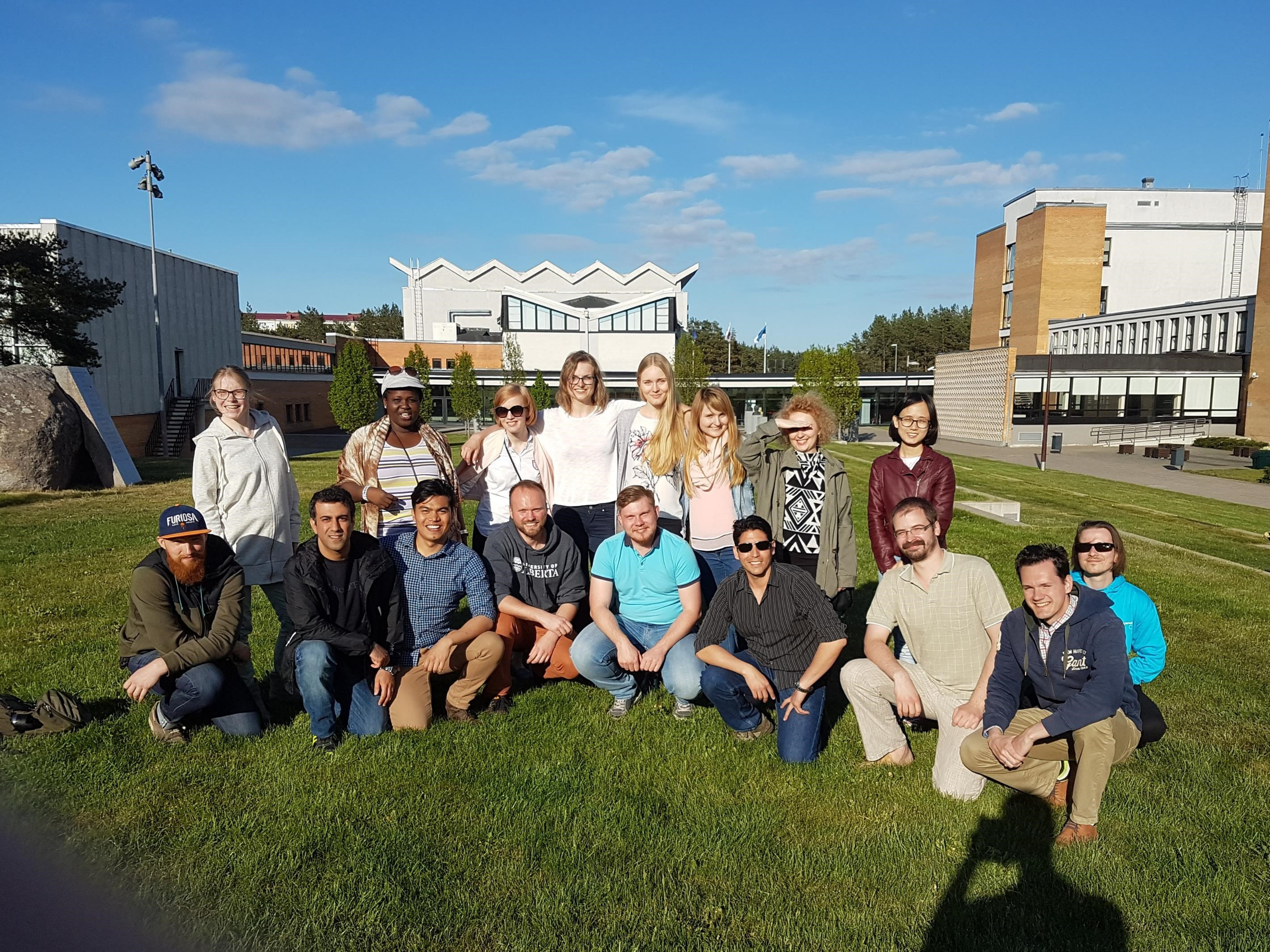 EIT RawMaterials Group photo