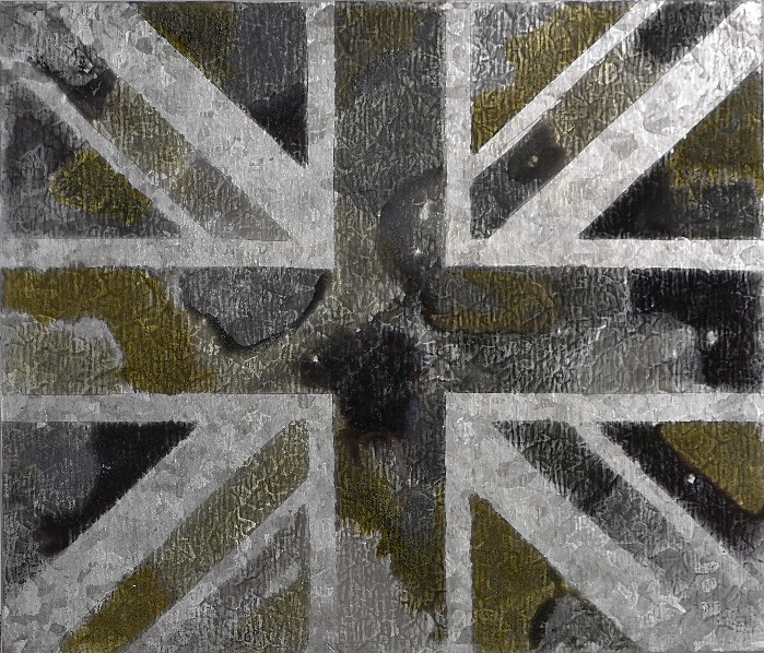 "The ""Fifty Shades of Grey"" Union Jack"
